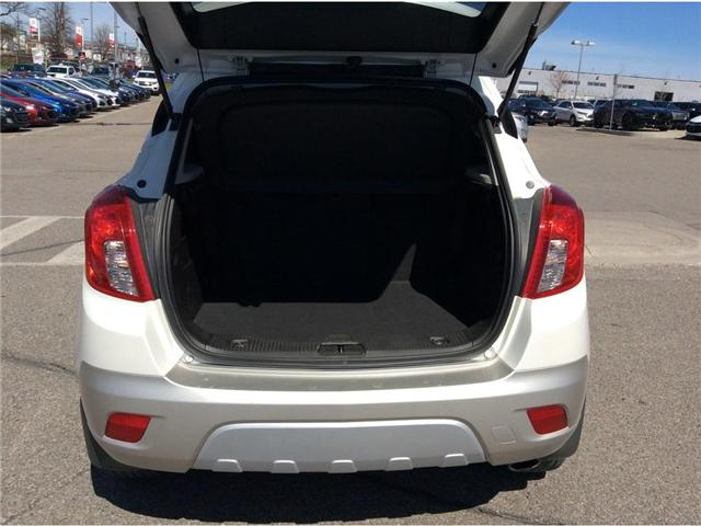 2013 Buick Encore Convenience (Stk: B7370A) in Ajax - Image 13 of 22
