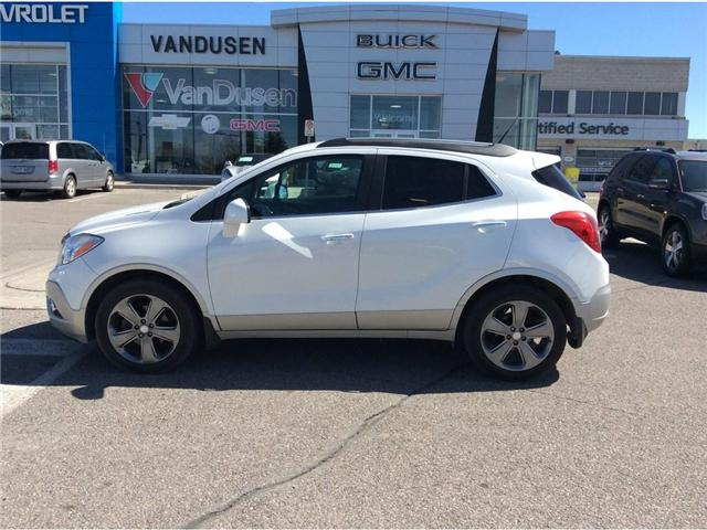2013 Buick Encore Convenience (Stk: B7370A) in Ajax - Image 15 of 22
