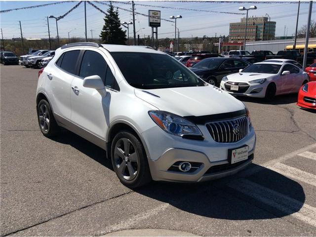 2013 Buick Encore Convenience (Stk: B7370A) in Ajax - Image 20 of 22