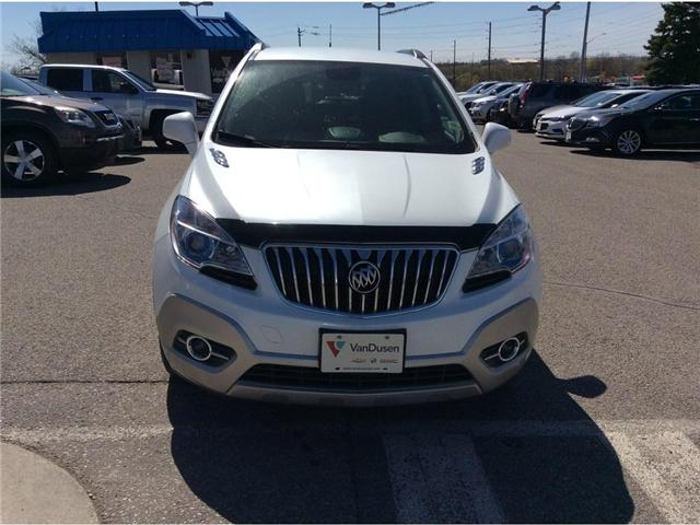 2013 Buick Encore Convenience (Stk: B7370A) in Ajax - Image 21 of 22