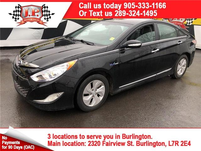 2015 Hyundai Sonata Hybrid  (Stk: 46799) in Burlington - Image 1 of 16