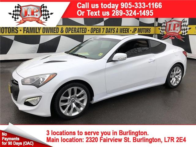 2016 Hyundai Genesis Coupe GT (Stk: 46793) in Burlington - Image 1 of 23