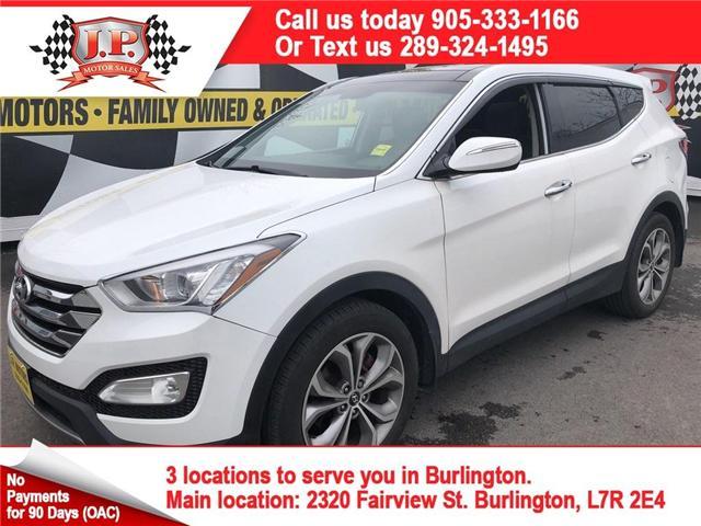 2013 Hyundai Santa Fe Sport SE (Stk: 46785) in Burlington - Image 1 of 21