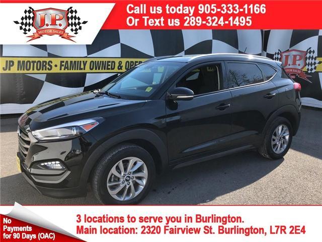 2016 Hyundai Tucson  (Stk: 46787) in Burlington - Image 1 of 22