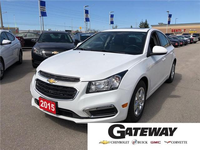 2015 Chevrolet Cruze 2LT||Leather|Sunroof|Rear Camera|Heated Seats| (Stk: PA17996) in BRAMPTON - Image 1 of 19