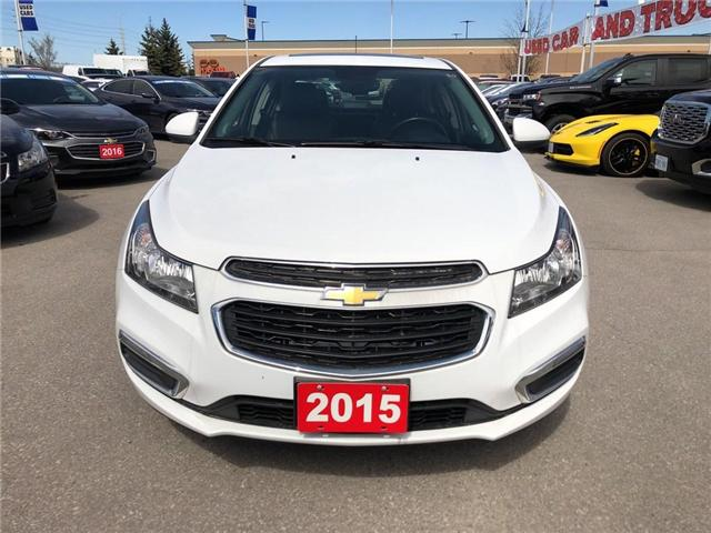 2015 Chevrolet Cruze 2LT||Leather|Sunroof|Rear Camera|Heated Seats| (Stk: PA17996) in BRAMPTON - Image 2 of 19