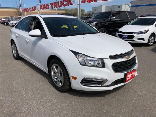 2015 Chevrolet Cruze 2LT||Leather|Sunroof|Rear Camera|Heated Seats| (Stk: PA17996) in BRAMPTON - Image 3 of 19