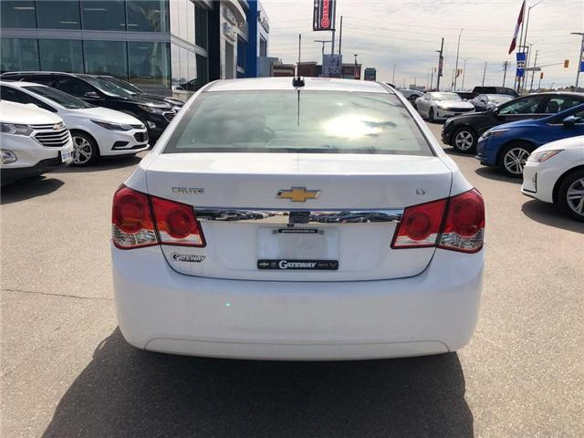 2015 Chevrolet Cruze 2LT||Leather|Sunroof|Rear Camera|Heated Seats| (Stk: PA17996) in BRAMPTON - Image 5 of 19