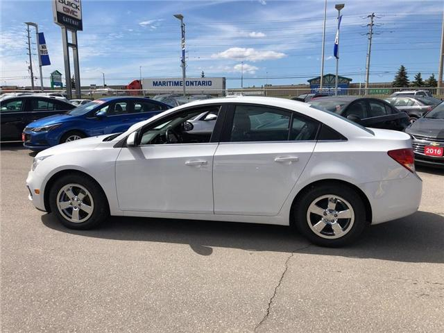 2015 Chevrolet Cruze 2LT||Leather|Sunroof|Rear Camera|Heated Seats| (Stk: PA17996) in BRAMPTON - Image 7 of 19