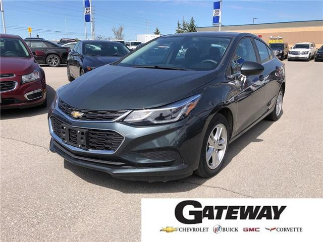 2017 Chevrolet Cruze LT|SUNROOF|REAR VIEW CAMERA|HEATED SEATS| (Stk: PA18206) in BRAMPTON - Image 1 of 15