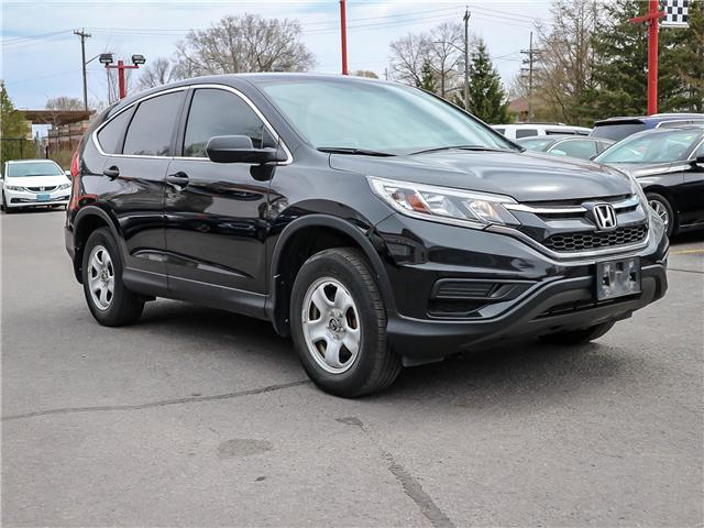 2016 Honda CR-V LX (Stk: 31405-1) in Ottawa - Image 3 of 27