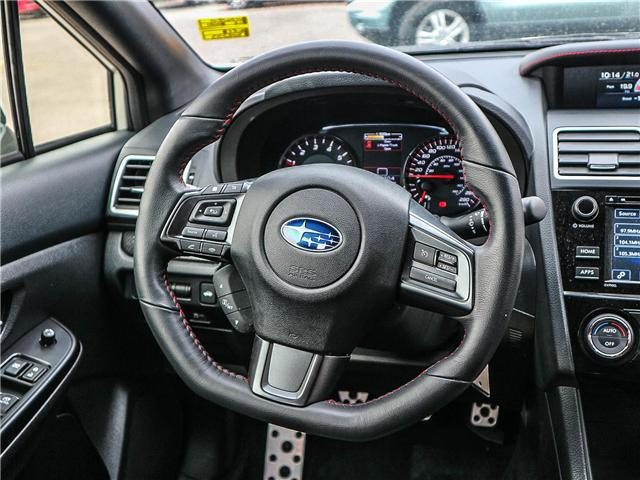 2018 Subaru WRX  (Stk: H7619-0) in Ottawa - Image 12 of 28