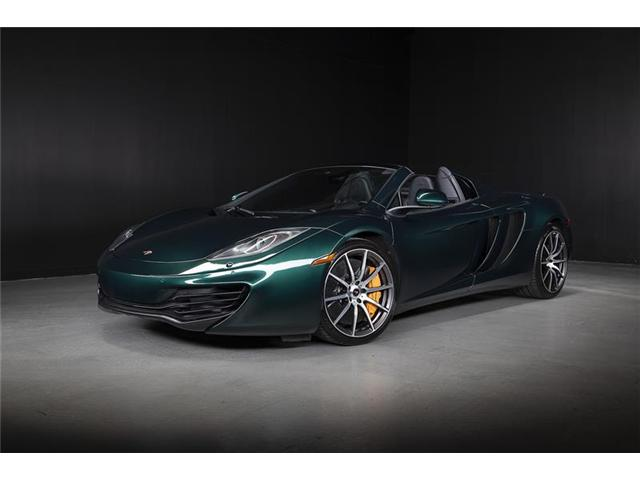 2014 McLaren MP4-12C Spyder (Stk: MU1583B) in Woodbridge - Image 2 of 16