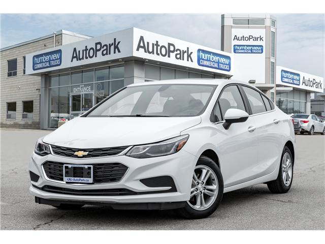 2017 Chevrolet Cruze LT Auto (Stk: ) in Mississauga - Image 1 of 22