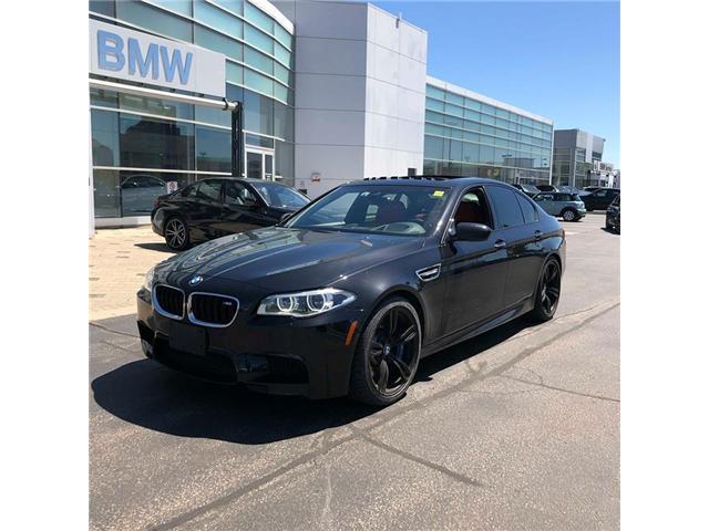 2016 BMW M5 Base (Stk: DB5626) in Oakville - Image 1 of 13