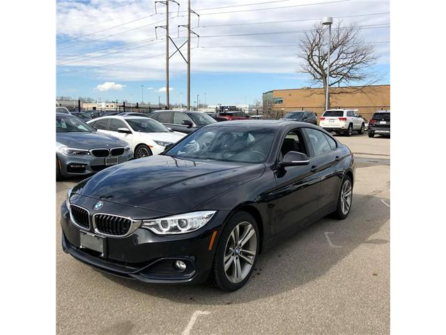 2016 BMW 428i xDrive Gran Coupe (Stk: DB5632) in Oakville - Image 1 of 8