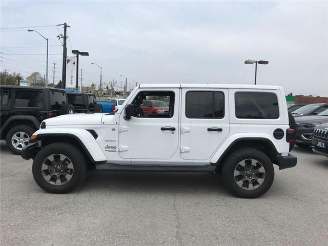 2018 Jeep Wrangler Unlimited Sahara (Stk: W18005) in Newmarket - Image 2 of 24