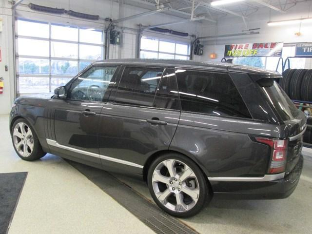 2016 Land Rover Range Rover 5.0L V8 Supercharged (Stk: M2236) in Gloucester - Image 3 of 20