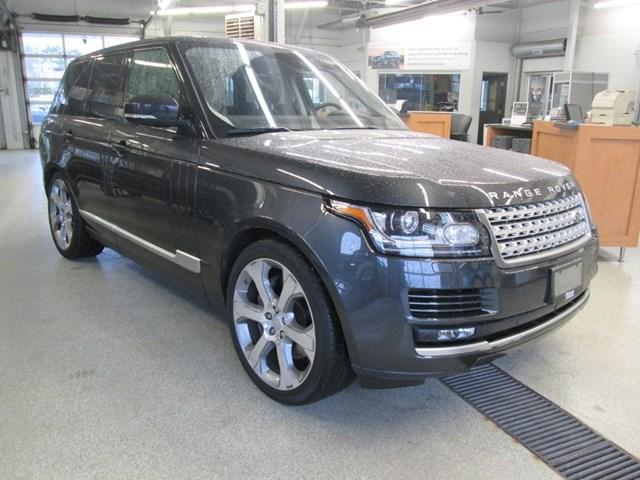 2016 Land Rover Range Rover 5.0L V8 Supercharged (Stk: M2236) in Gloucester - Image 7 of 20