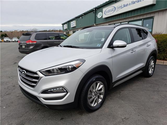 2018 Hyundai Tucson SE 2.0L (Stk: 10362) in Lower Sackville - Image 1 of 18