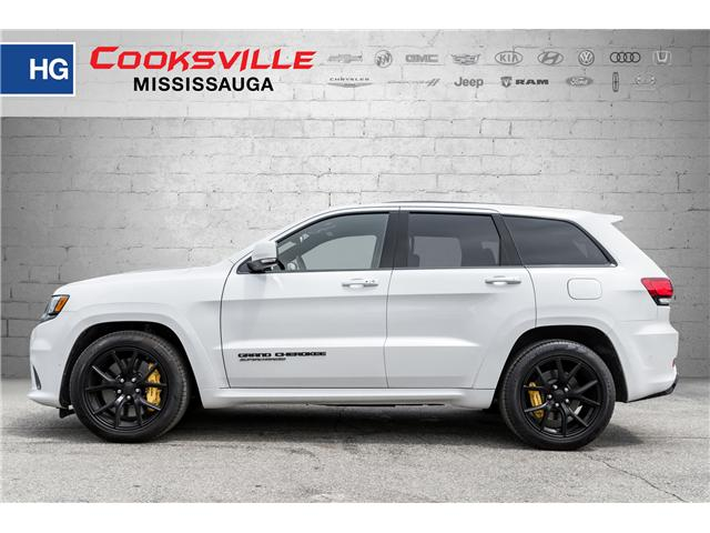 2018 Jeep Grand Cherokee Trackhawk (Stk: JC272394) in Mississauga - Image 3 of 27