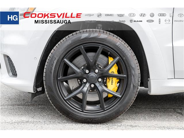 2018 Jeep Grand Cherokee Trackhawk (Stk: JC272394) in Mississauga - Image 4 of 27