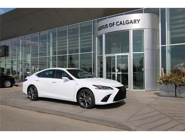 2019 Lexus ES 350 Premium (Stk: 190555) in Calgary - Image 1 of 16
