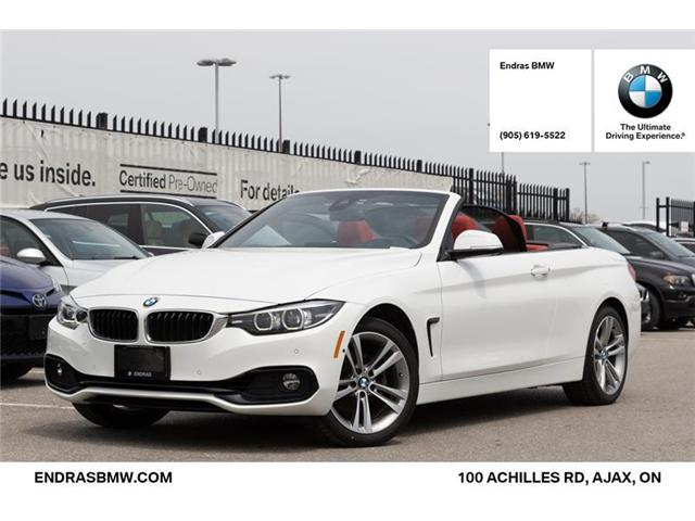 2018 BMW 430i xDrive (Stk: 41040A) in Ajax - Image 1 of 22