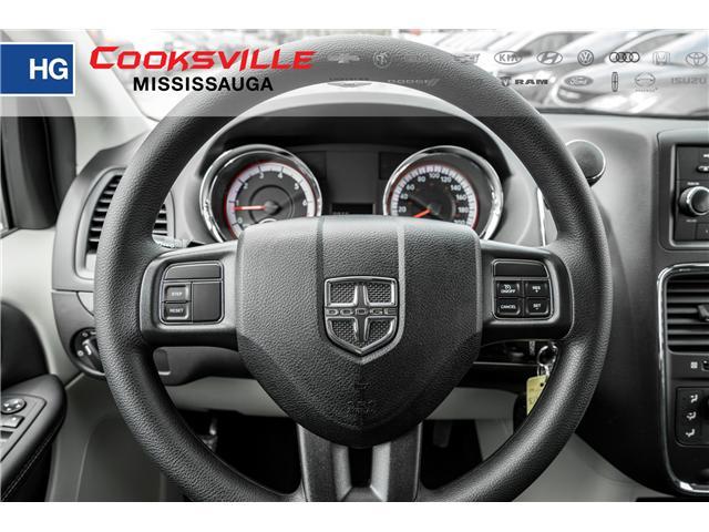 2019 Dodge Grand Caravan CVP/SXT (Stk: KR649811) in Mississauga - Image 8 of 19