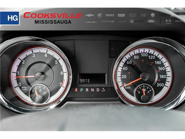 2019 Dodge Grand Caravan CVP/SXT (Stk: KR649811) in Mississauga - Image 9 of 19