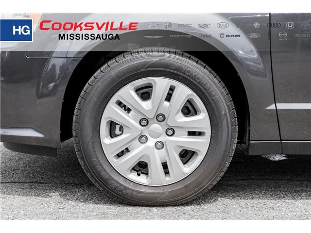 2019 Dodge Grand Caravan CVP/SXT (Stk: KR672877) in Mississauga - Image 4 of 19