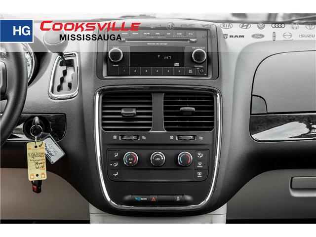 2019 Dodge Grand Caravan CVP/SXT (Stk: KR649811) in Mississauga - Image 18 of 19
