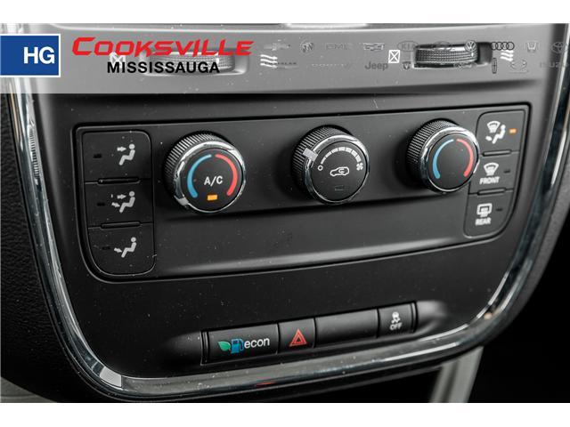 2019 Dodge Grand Caravan CVP/SXT (Stk: KR672877) in Mississauga - Image 13 of 19