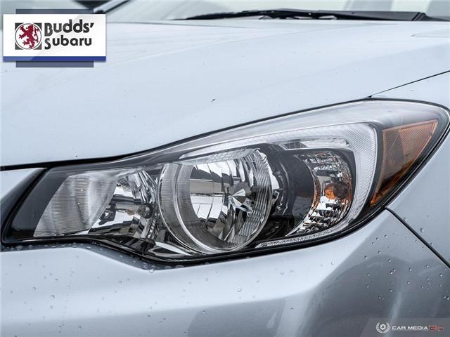 2016 Subaru Impreza  (Stk: PS2084) in Oakville - Image 11 of 26