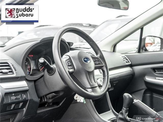 2016 Subaru Impreza  (Stk: PS2084) in Oakville - Image 13 of 26