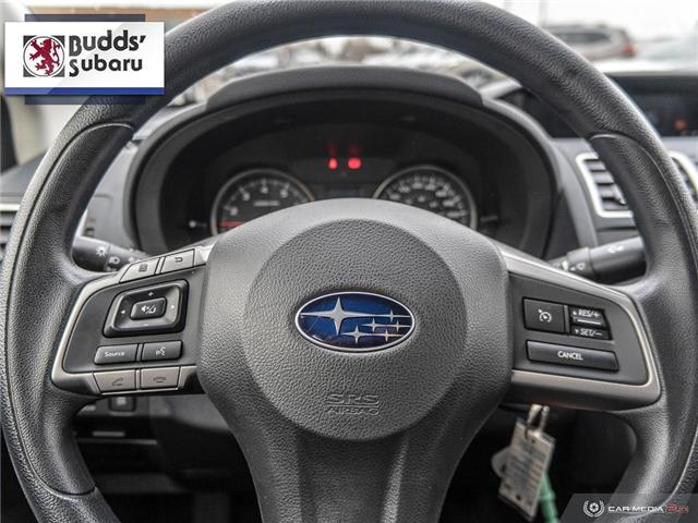 2016 Subaru Impreza  (Stk: PS2084) in Oakville - Image 14 of 26
