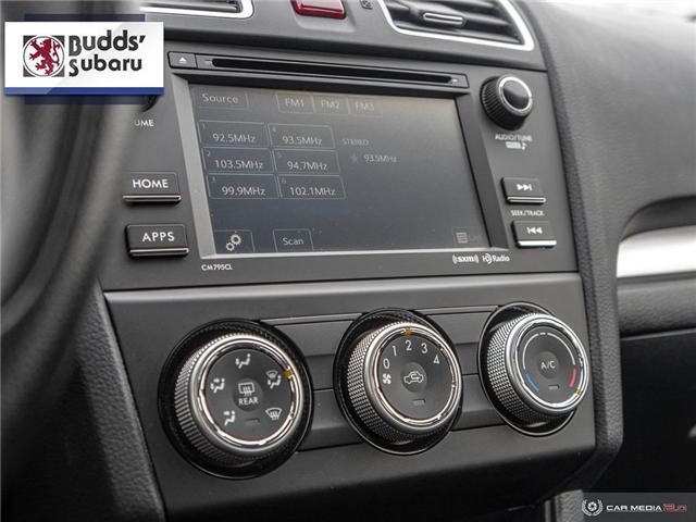 2016 Subaru Impreza  (Stk: PS2084) in Oakville - Image 20 of 26
