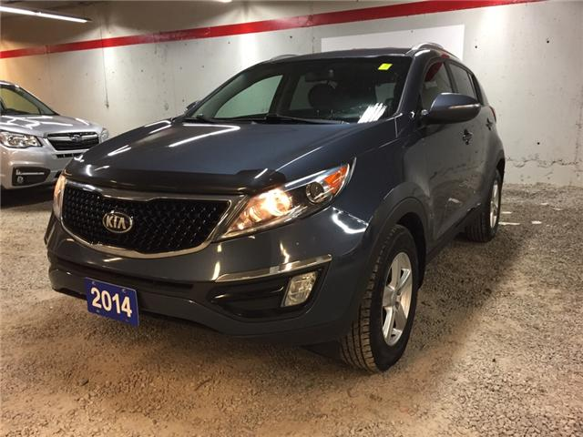 2014 Kia Sportage LX (Stk: S19394A) in Newmarket - Image 1 of 19