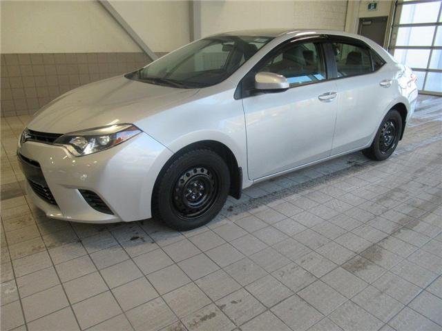 2016 Toyota Corolla LE (Stk: 78607A) in Toronto - Image 1 of 12