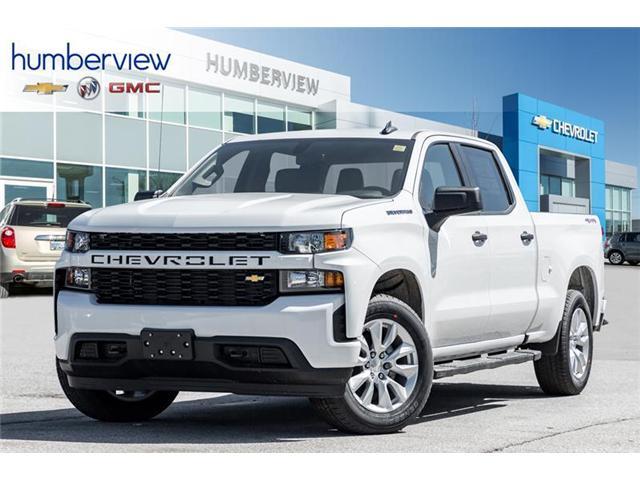 2019 Chevrolet Silverado 1500 Silverado Custom (Stk: 19SL132) in Toronto - Image 1 of 19