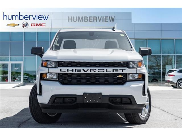 2019 Chevrolet Silverado 1500 Silverado Custom (Stk: 19SL132) in Toronto - Image 2 of 19