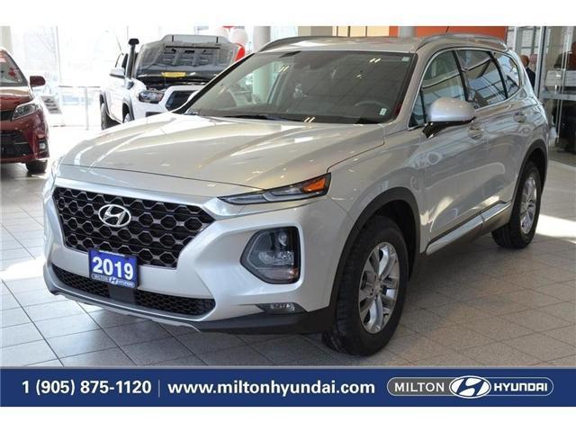 2019 Hyundai Santa Fe  5NMS2CAD1KH008259 008259 in Milton