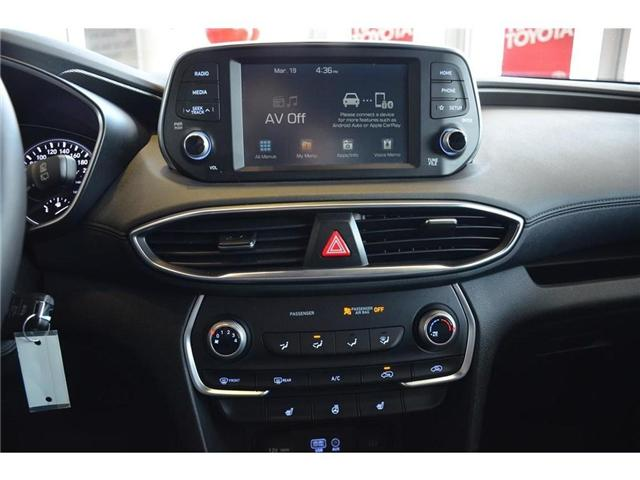 2019 Hyundai Santa Fe  (Stk: 008259) in Milton - Image 18 of 39