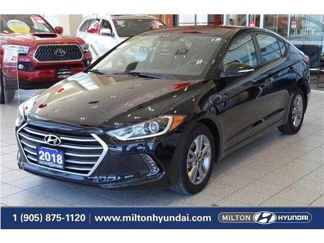 2018 Hyundai Elantra GL (Stk: 649770) in Milton - Image 1 of 37
