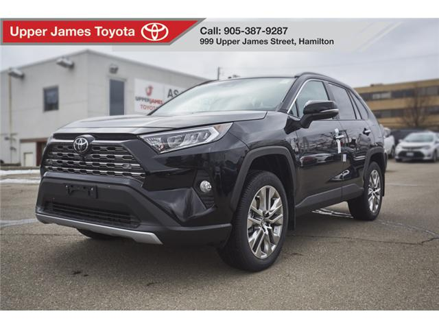 2019 Toyota RAV4 Limited (Stk: 190558) in Hamilton - Image 1 of 20