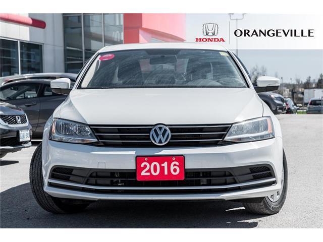 2016 Volkswagen Jetta 1.4 TSI Trendline+ (Stk: C19024A) in Orangeville - Image 2 of 19