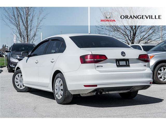 2016 Volkswagen Jetta 1.4 TSI Trendline+ (Stk: C19024A) in Orangeville - Image 5 of 19