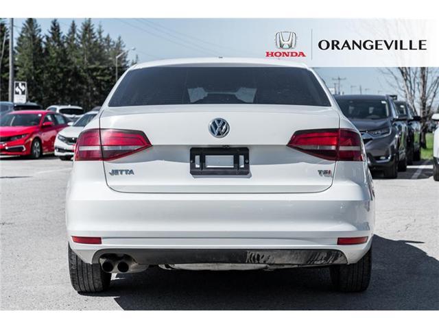 2016 Volkswagen Jetta 1.4 TSI Trendline+ (Stk: C19024A) in Orangeville - Image 6 of 19