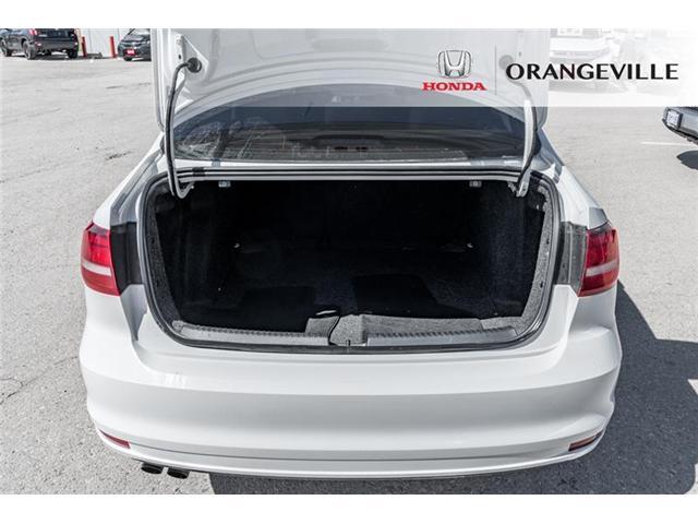 2016 Volkswagen Jetta 1.4 TSI Trendline+ (Stk: C19024A) in Orangeville - Image 7 of 19