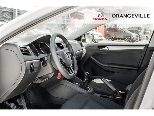 2016 Volkswagen Jetta 1.4 TSI Trendline+ (Stk: C19024A) in Orangeville - Image 8 of 19